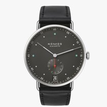 NOMOS Steel 38.5mm Manual winding 1103 new United States of America, New Jersey, Princeton