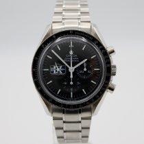 Omega Speedmaster Professional Moonwatch nuovo Manuale Cronografo Orologio con scatola e documenti originali 3597.07.00
