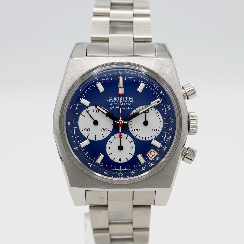 Zenith 03.US384.400/57.C823 2021 pre-owned