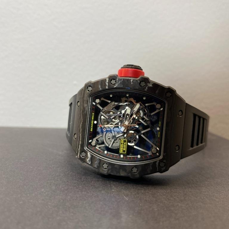Richard Mille RM 035 RM035-01 Black 2016 подержанные