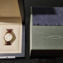 A. Lange & Söhne Yellow gold Manual winding 117.021 pre-owned Australia, Smithfield, Sydney