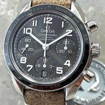 Omega Speedmaster Ladies Chronograph Staal 38mm Grijs Arabisch