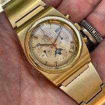 Zenith Yellow gold 38mm Automatic Zenith 6630 pre-owned
