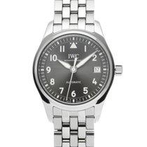 IWC Pilot's Watch Automatic 36 Сталь 36mm Cерый