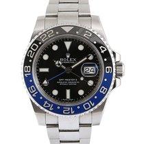 Rolex GMT-Master II Steel 40mm Black No numerals UAE, Dubai