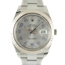 Rolex 116334 Gold/Steel 2013 Datejust II 41mm pre-owned