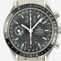 Omega Speedmaster Day Date Çelik 39mm Siyah