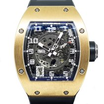 Richard Mille RM 010 AN RG Rose gold 2013 RM 010 pre-owned
