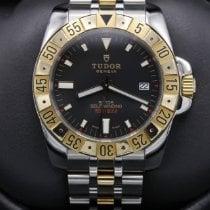 Tudor Hydronaut Gold/Steel 40mm Black United States of America, California, Huntington Beach