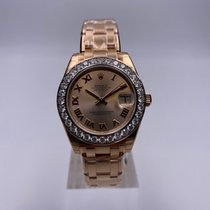 Rolex Pearlmaster new 2020 Automatic Watch with original box and original papers 81285