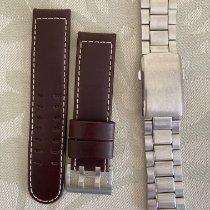 Hamilton Khaki Pilot Day Date pre-owned 46mm Black Date Calf skin