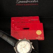 Omega Witgoud Automatisch Zilver nieuw Speedmaster Professional Moonwatch