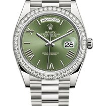 Rolex Day-Date 40 228349RBR New White gold 40mm Automatic United States of America, New York, New York