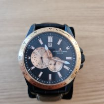 Jacques Lemans pre-owned Automatic 48mm Mineral Glass