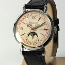 Jaeger-LeCoultre Steel 36mm Manual winding pre-owned