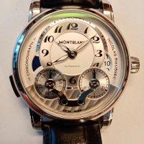 Montblanc 106487 Staal 2012 Nicolas Rieussec 43mm tweedehands