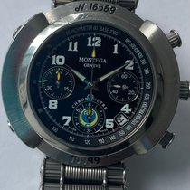 Montega Steel 44mm Automatic 19999 pre-owned United States of America, New York, New York