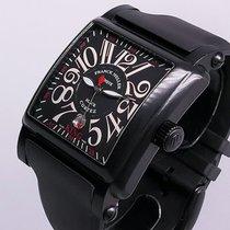 Franck Muller Conquistador Cortez Steel 43mm Black Arabic numerals United States of America, California, Los Angeles