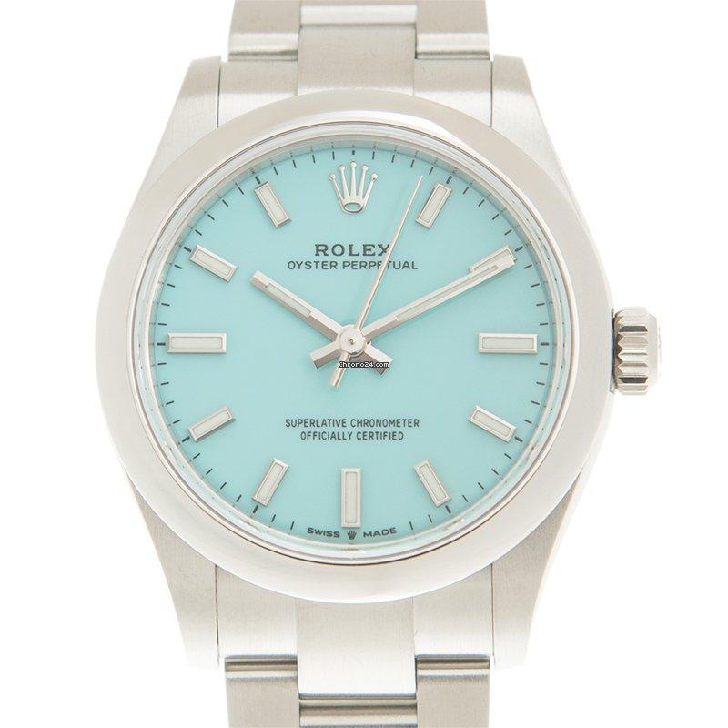 Rolex Oyster Perpetual 31 277200 novo