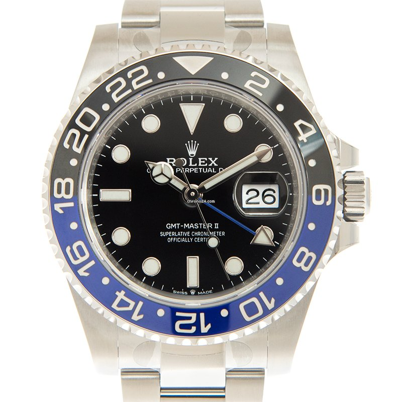 Rolex GMT-Master II 126710BLNR-0003 new