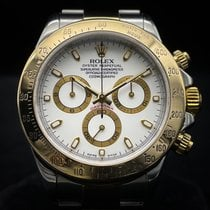 Rolex Daytona Gold/Steel 40mm White No numerals United States of America, Texas, Austin