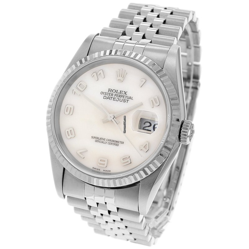 Rolex Datejust 16234 1999 pre-owned