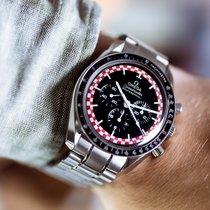 Omega O31130423001004 Staal 2019 Speedmaster Professional Moonwatch 41mm tweedehands