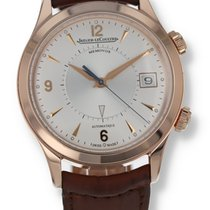 Jaeger-LeCoultre Master Memovox Rose gold 40mm Silver United States of America, New Hampshire, Nashua