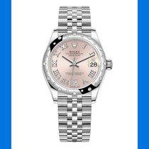 Rolex Datejust Steel 31mm Pink Roman numerals UAE, Ras Al Khaimah