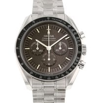 Omega Speedmaster Professional Moonwatch 310.30.42.50.01.001 Novo Aço 42mm Corda manual