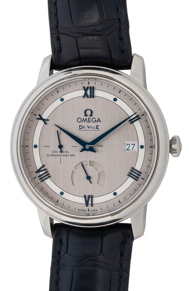Omega De Ville Prestige 424.13.40.21.02.003 2019 pre-owned