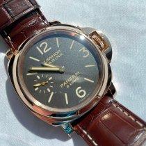 Panerai Luminor Marina 8 Days nieuw 2015 Handopwind Horloge met originele doos PAM 00511