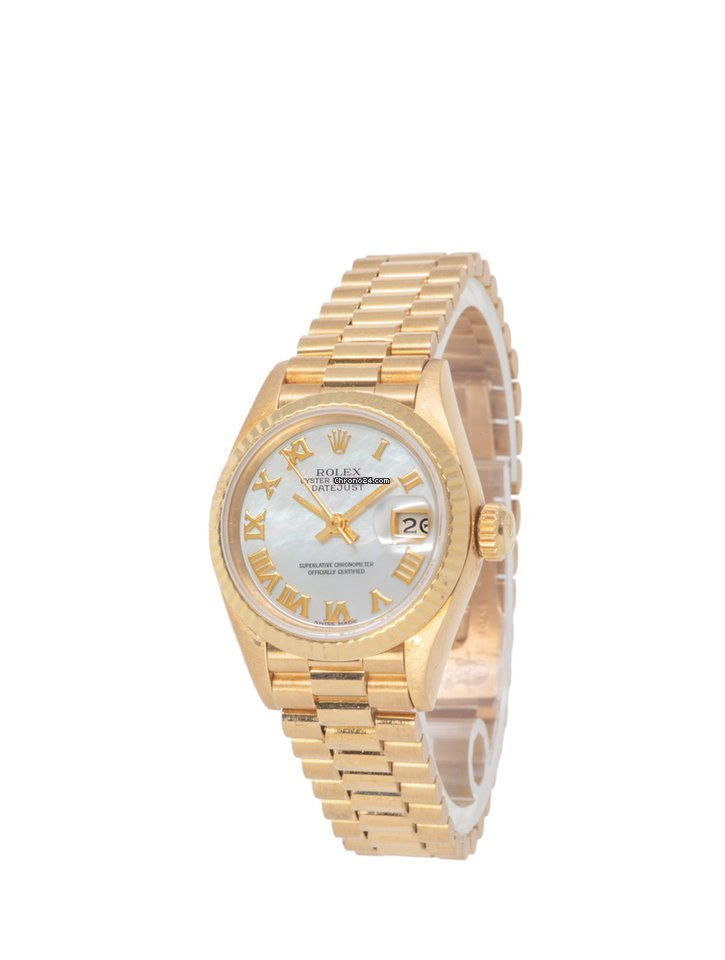 Rolex Lady-Datejust 69178 1987 pre-owned