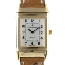 Jaeger-LeCoultre Reverso Lady Yellow gold 28.5mm Silver