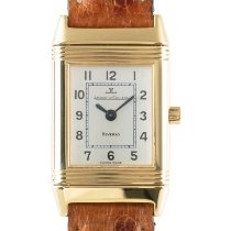 Jaeger-LeCoultre Women's watch Reverso Lady 28mm Manual winding pre-owned Watch with original box and original papers 1994