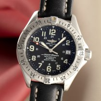 Breitling Steel 41mm Automatic A17345 pre-owned