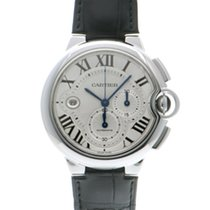 Cartier Steel 44mm Automatic W6920003 pre-owned