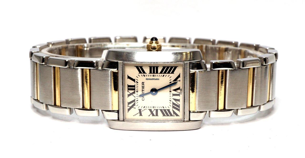 Cartier (カルティエ) タンク フランセーズ 2300 中古