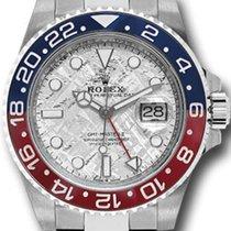 Rolex GMT-Master II 126719BLRO White gold 40mm Automatic Australia