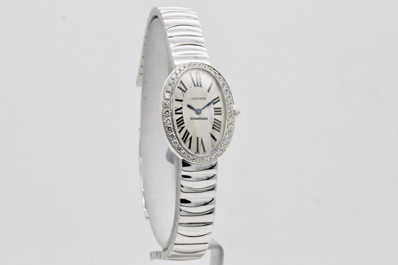 Cartier Baignoire WB520006 3065 pre-owned