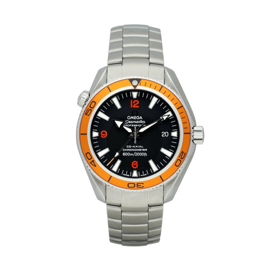 Omega Seamaster Planet Ocean 232.30.42.21.01.002 2020 pre-owned