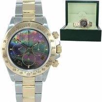 Rolex Daytona Gold/Steel 40mm Mother of pearl Roman numerals United States of America, New York, Huntington