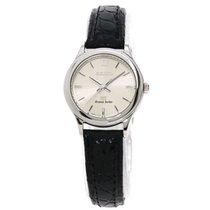 Seiko Relógio de senhora Grand Seiko 25mm Quartzo usado Relógio com caixa e documentos originais