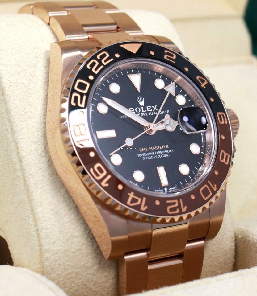 Rolex GMT-Master II 126715CHNR 2021 nouveau