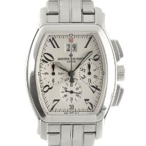 Vacheron Constantin Steel Automatic 39.5mm pre-owned Royal Eagle