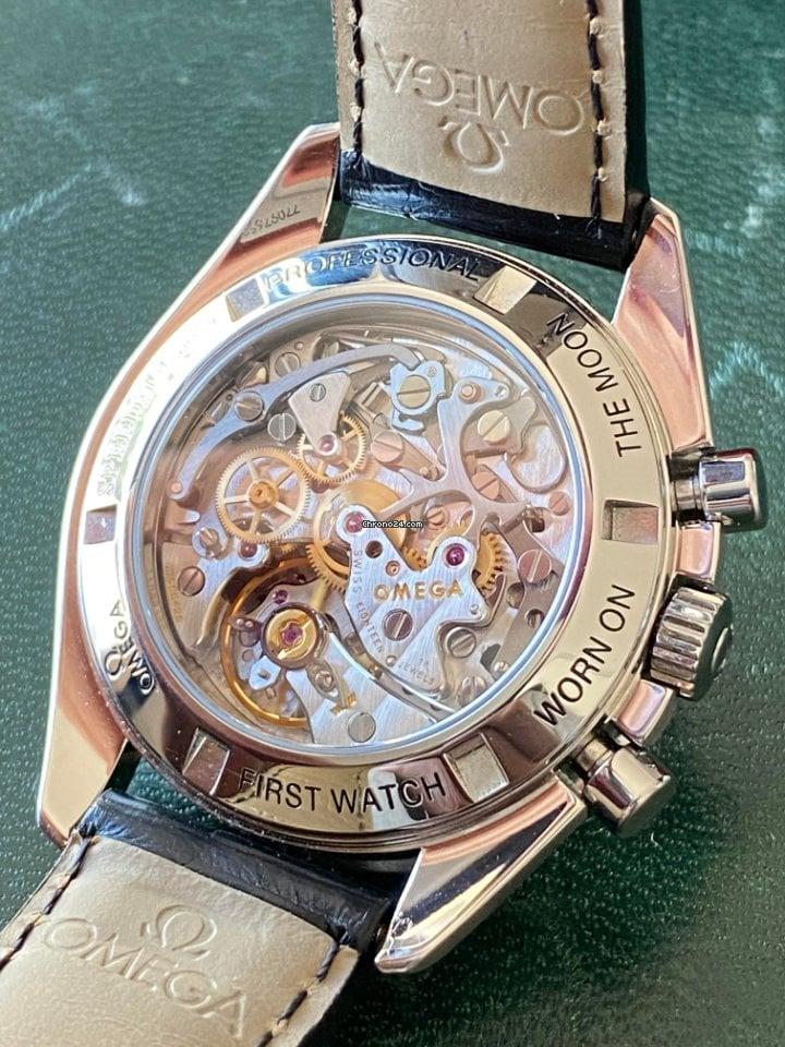 Omega Speedmaster Professional Moonwatch 38725031 2004 usados