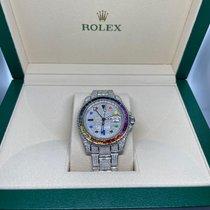 Rolex GMT-Master II 116710LN Meget god Stål 40mm Automatisk