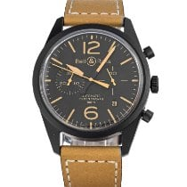Bell & Ross BR V1 Steel 41mm Black Arabic numerals United States of America, Maryland, Baltimore, MD