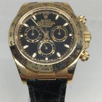 Rolex 116518 Geelgoud 2002 Daytona 40mm tweedehands