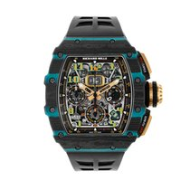 Richard Mille RM 011 Carbon 44mm Grey Arabic numerals United States of America, New York, New York